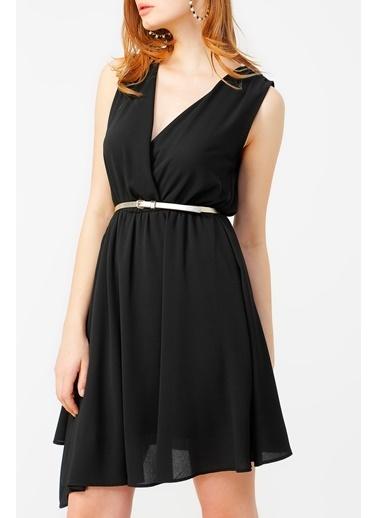 Random Random Siyah Elbise Siyah